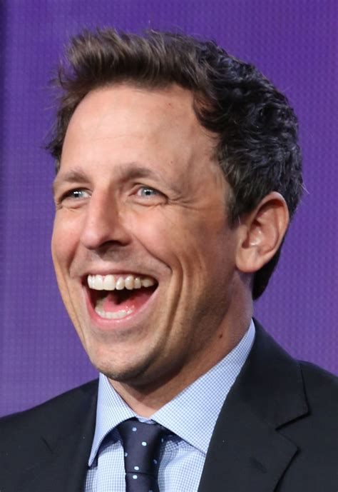 host seth meyers lands  late night  blade