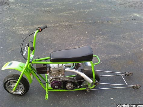 doodlebug wheelie drag mini bike pictures to pin on pinsdaddy