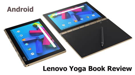 Lenovo Book Android lenovo book review android tech and