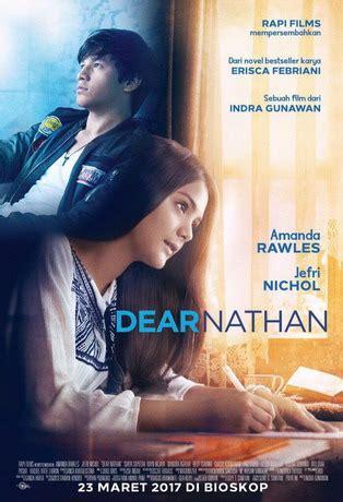 bioskopkeren dear nathan dear nathan 2017 sinopsis film bioskop dan nonton trailer