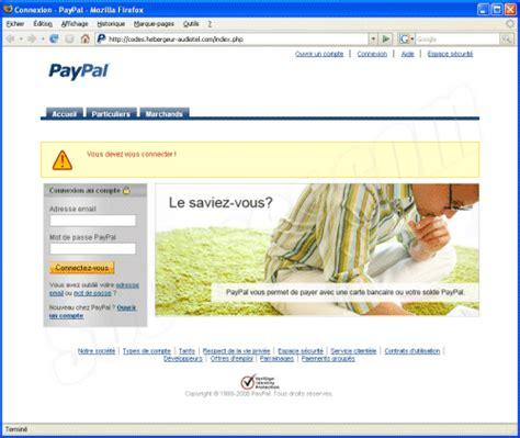adresse siège société générale secuser com phishing paypal