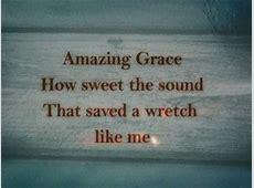 Amazing Grace Video Worship Song Track with Lyrics ... I'm Lost Lyrics