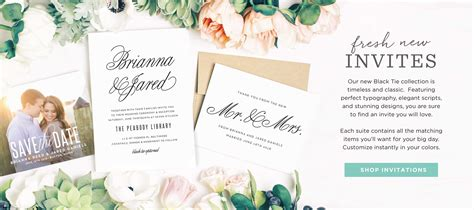Where Do You Get Wedding Invitations by Invitations Announcements And Photo Cards Basic Invite