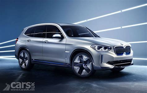 Bmw Electric Suv 2020 by Bmw Concept Ix3 Previews A New Electric X3 Suv For 2020