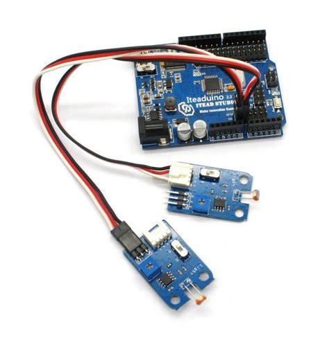 how to use the light sensor on lego mindstorm ev3 light sensor brick