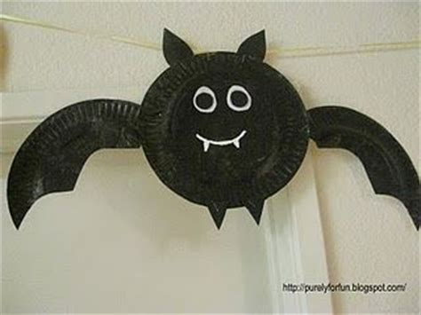 Paper Plate Bat Craft - 1000 images about stellaluna bats on