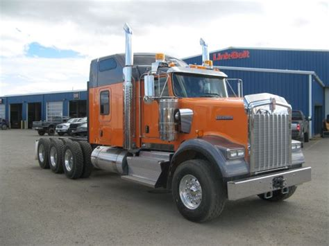 used kenworth trucks for sale in canada heavy trucks equipment for sale in inland kenworth autos