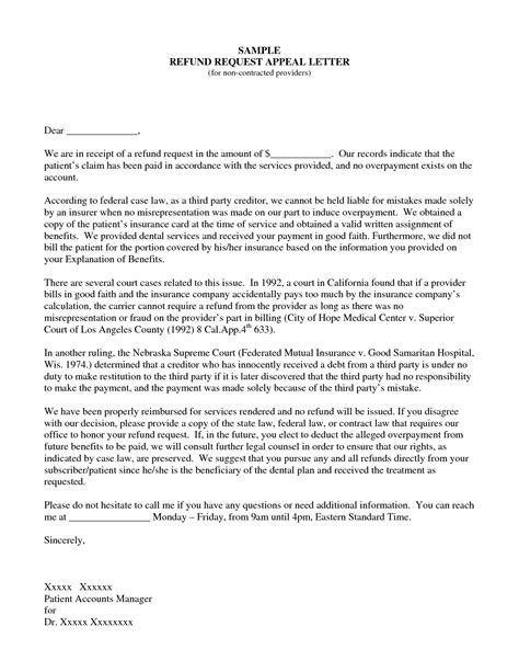 Appeal Letter Format For Embassy Appeal Letter Exles