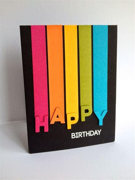 Stylish Handmade Cards - best 25 handmade bday cards ideas on diy