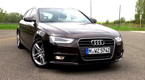 Audi A4 2014 by 2014 Audi A4 Avant B8 Pictures Information And Specs