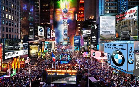 new years drop times square new york city archives