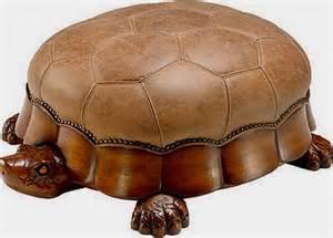 tortoise ottoman tortoise foot stool leather design pouf ottoman