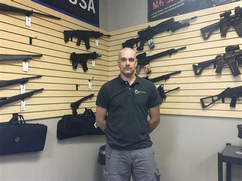 va gun store notes rise  sales  orlando wtop