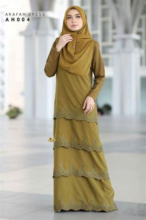 Baju Dress Arafah Dress dress arafah mesra penyusuan saeeda collections