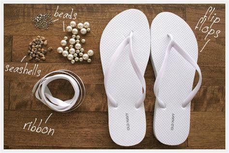 diy beaded flip flops beaded flip flops diy 183 how to make a sandal flip flop