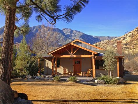 C Kern Cabins by Riverfront Home On The Kern River In Kernville Vrbo