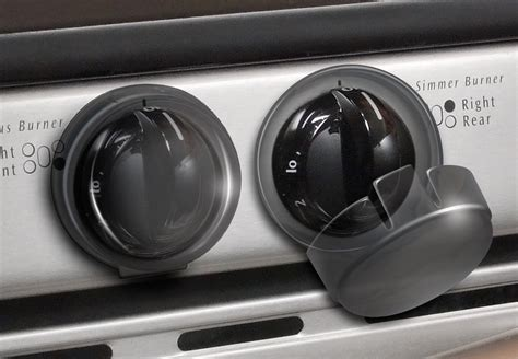 Stove Knob Safety Covers by Stove Knob Covers