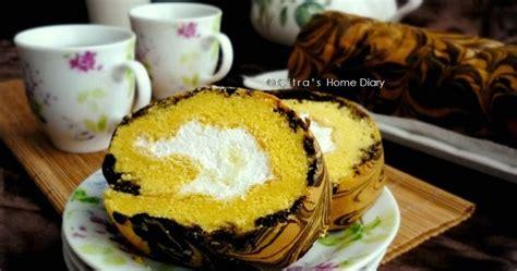 Batik Roll Cake Mini Indonesia 1 citra s home diary bolu gulung keju swiss roll with cheese filling