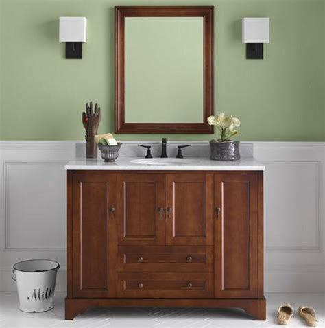 bathroom vanity ronbow shaker bathroom vanities for a contemporary bathroom