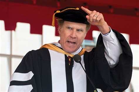 will ferrell university movie 5 inspiring quotes from will ferrell s 2017 commencement