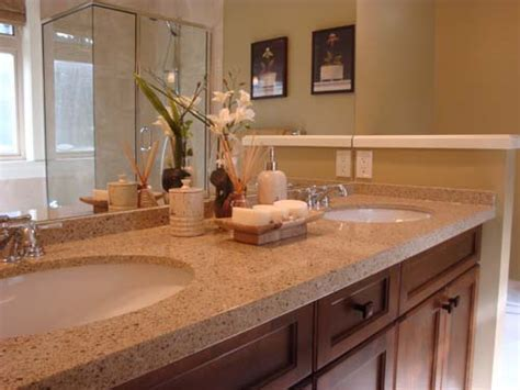 Decorating Ideas For Bathroom Counter Bathroom Countertops Decorating Ideas Bathroom Design