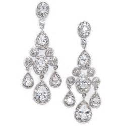 Annabel Flowers - elizabetta modern vintage chandelier statement earring
