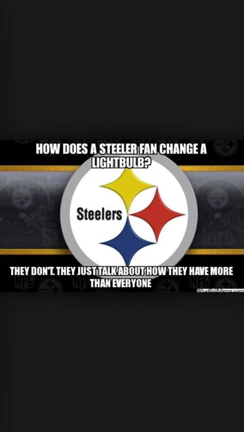 Pittsburgh Steelers Memes - 10 best images about steelers suck on pinterest football