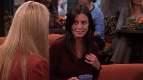 Jen Finds Out The Scary About New by You Never Noticed This Impostor On Friends Huffpost