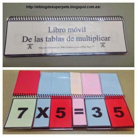 libro proyectos y estrategias de las 25 mejores ideas sobre aprender las tablas de multiplicar en y m 225 s hechos sobre