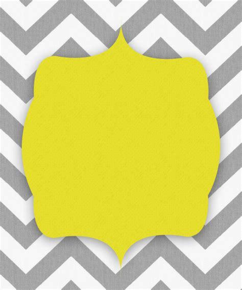 chevron printable invitation template free chevron invitation card yellow cupcakes and