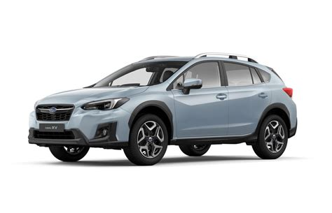 2018 subaru xv makes international debut at geneva show