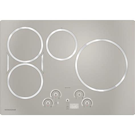 monogram cooktop zhu30rsjss monogram 30 quot induction cooktop