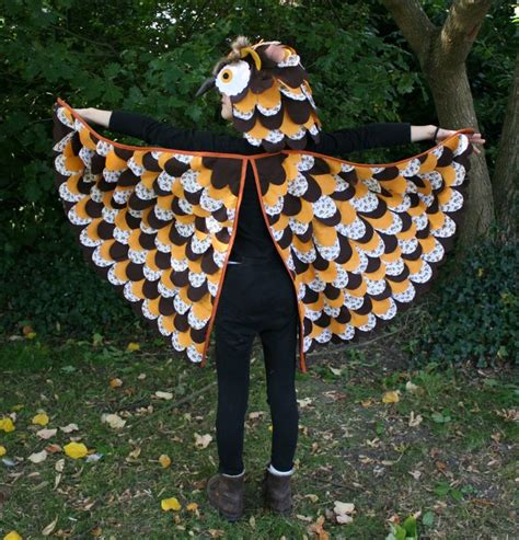 Handmade Owl Costume - 17 best images about barn owl costume on