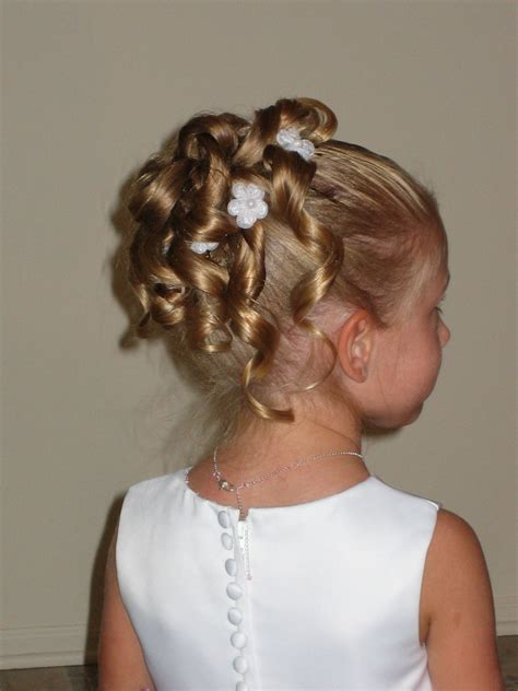 girl hairstyles for wedding flower girl hairstyles beautiful hairstyles