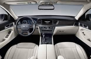 Genesis Hyundai Interior Hyundai S Genesis Nameplate Will To Serve As An