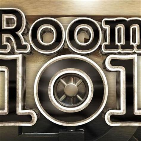 what is in room 101 room 101 on quot thanks for all next week you ve got noelfielding11 ianwright0