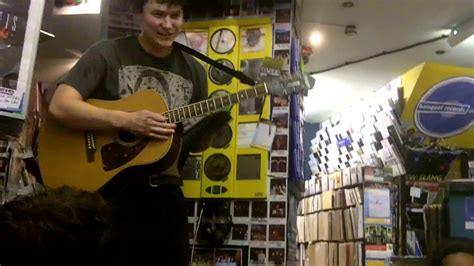 legit tattoo gun youtube the front bottoms acoustic instore at banquet reocrds