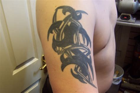 twisted tribal tattoos tribal and twisted metal