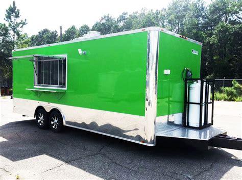 food conecession trailers concession food trailer