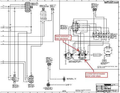 rv wiring diagram 1985 winnebago chieftain 27 wiring diagram winnebago