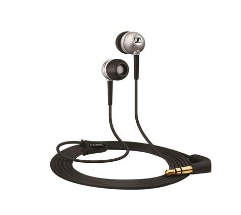 Headset Sennheiser Cx 300 Sennheiser Cx 300 Ii Noise Cancelling Earbuds Headphones