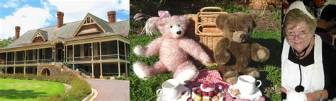 Who Played Teddy On House by Teddy Bears Picnic Urrbrae House 1 October 2014