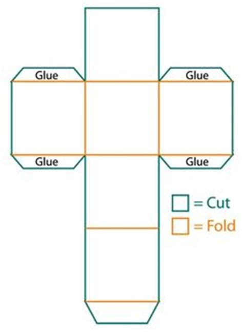 use this cube box to make gift boxes favors decorations