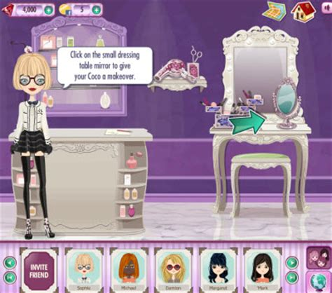 coco girl game argentina s metrogames launches coco girl fashion game on