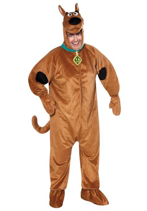 scooby doo costume plus size scooby doo costume