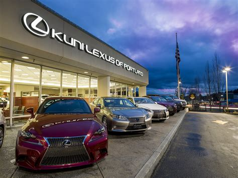 Kuni Cadillac Portland by Kuni Lexus Of Portland