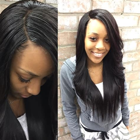 Layered Weave Hairstyles by 21 Black Weave Haircut Designs Ideas Hairstyles