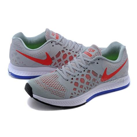 Sepatu Sneakers Nike Zoom Grey Made In New nike zoom pegasus 31 mens running shoes colour gray blue cushion sneakers price 89