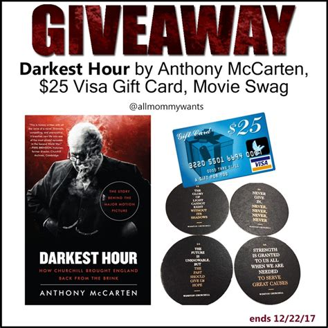 darkest hour anthony mccarten giveaway archives momstart