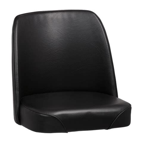 Bar Stool Replacement Seats Royal Industries Roy 7714 Sb Replacement Bar Stool Seat Black